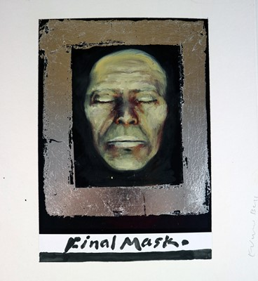 Lot Edward Bell (British Contemporary) Final Mask