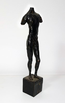 Lot Edward Bell (British Contemporary) David Bowie Bronze Sculpture