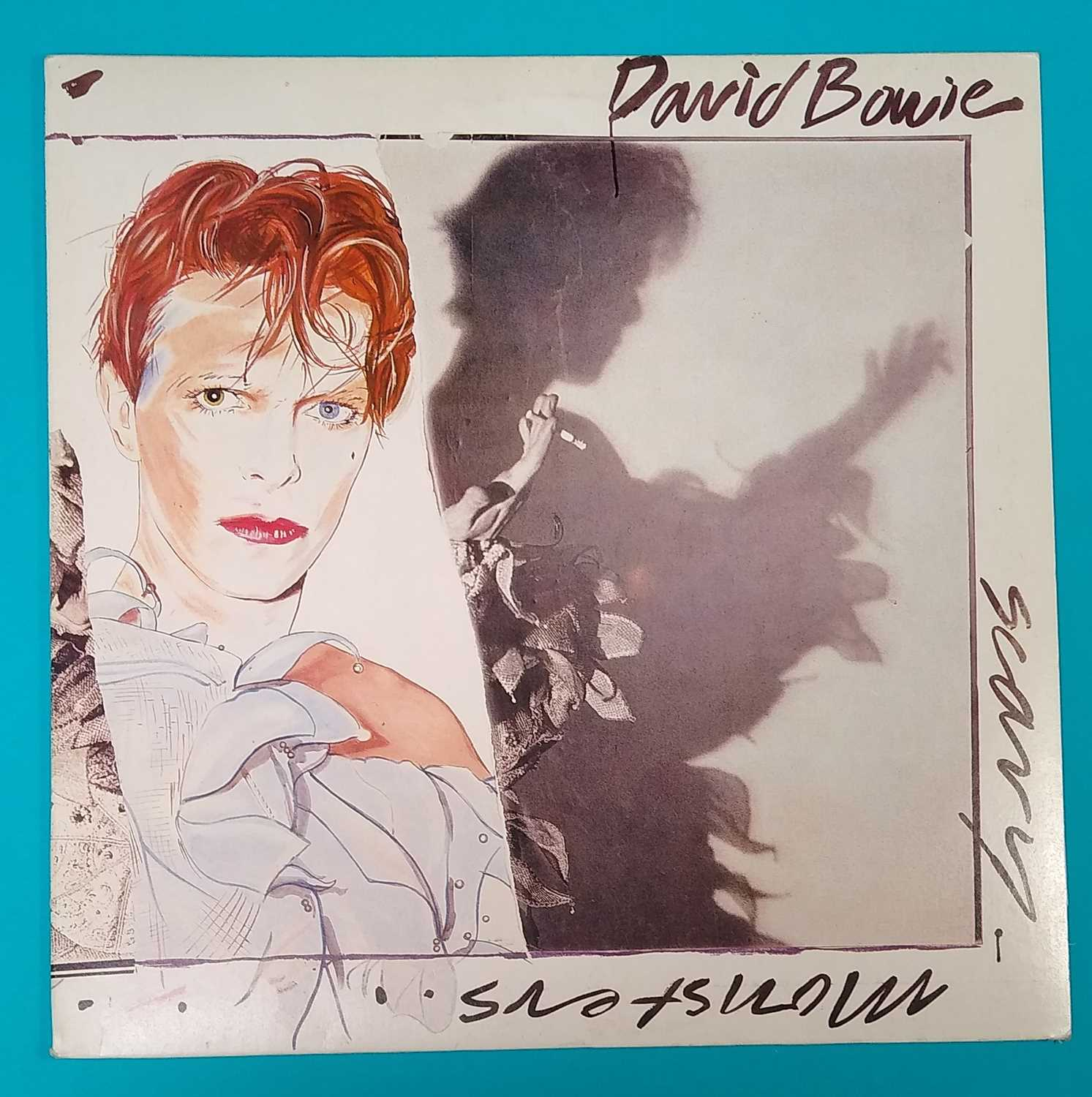 Lot 100 - David Bowie Scary Monsters (and Super Creeps) Record