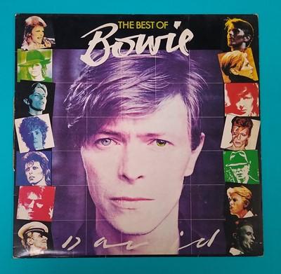 Lot David Bowie - The Best of Bowie Album