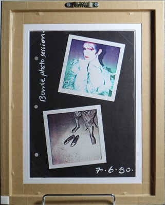 Lot 9 - Edward Bell (British Contemporary) Double Sided Photo Session