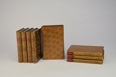Lot 3 - SHAKESPEARE, William, Works, edited by Thomas...