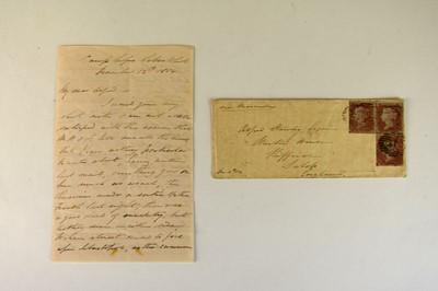 Lot 28 - CRIMEAN WAR. STANLEY, St John, autograph...
