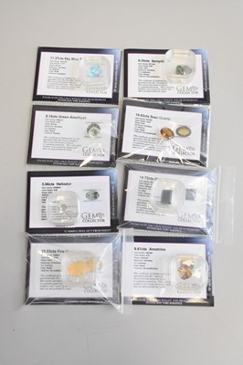 Lot 39 - A large collection of 'Gem Collector' loose gemstones