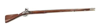 Lot 6 - A reproduction Brown Bess flintlock musket
