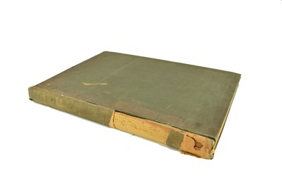 Lot 27 - SHEPHERD, JC & JELLICOE, GA, Italian Gardens of the Renaissance.  Folio 1925
