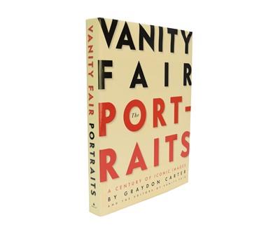 Lot 16 - CARTER, Graydon, Vanity Fair.  The Portraits.  Folio, 2008