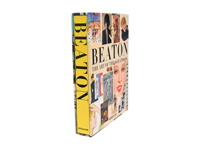Lot 13 - BEATON, Cecil, The Art of the Scrapbook.
