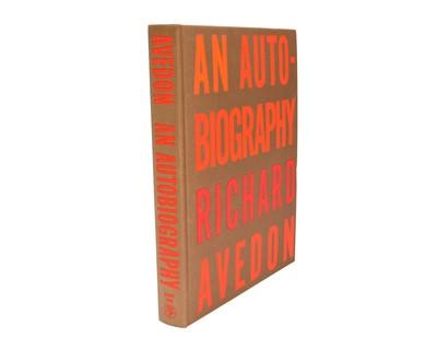 Lot 11 - AVEDON, Richard, An Autobiography.  Folio, 1993.