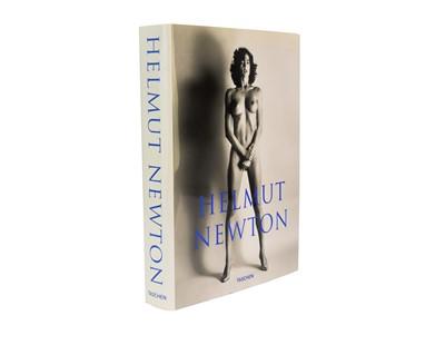 Lot 12 - NEWTON, Jane (editor) Helmut Newton.