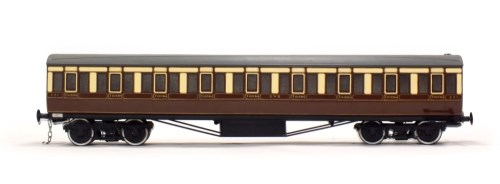 Lot 971-A 5 inch gauge model of a third class passenger...